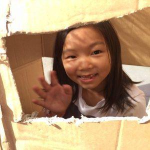 cardboard playground - greetings