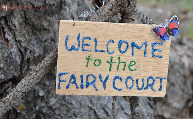 welcome to fairy court