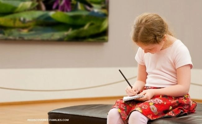 Famous Artwork For Kids: How to Engage With Great Works of Art