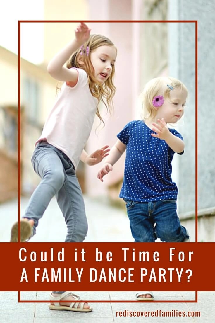 Turn off the screens, and gather the whole family for an impromptu all-ages dance party! These songs are child friendly and fun for the whole family.