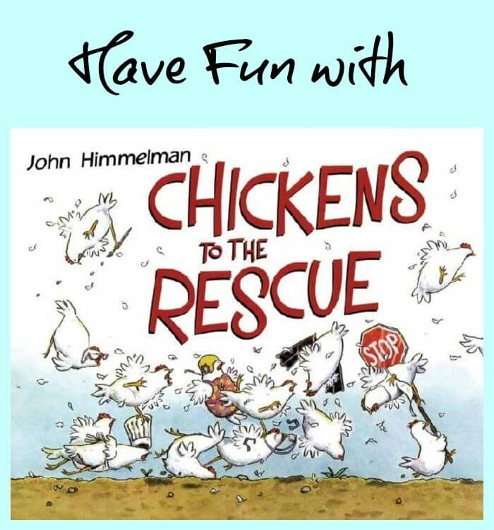 chickens to the rescue