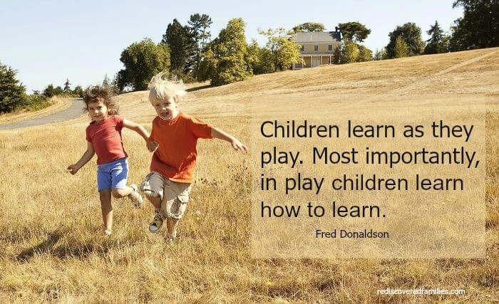 Image result for Let the child play