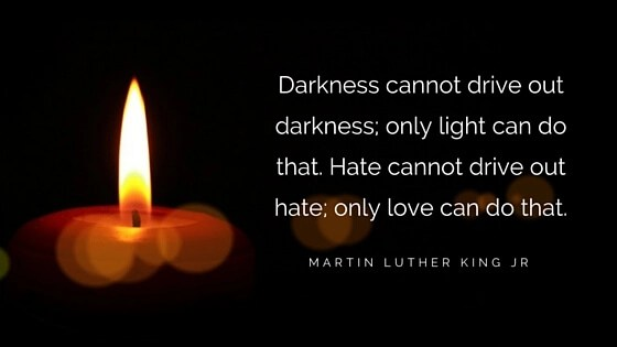 30 years ago two mothers said ENOUGH! We are tired of the violence that is killing our children. We want to live and love and build a just and peaceful society. They started a movement that brought peace to a country plagued with violence and terror. Now it's our turn to do the same. Love wins!
