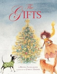 Are you looking for an easy Christmas activity to enjoy with your children? First find a beautiful Christmas picture book to read to your kids, then get out the craft supplies and make a simple Christmas ornament.