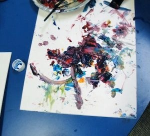 """Invite your kids to go wild with color as you enjoy some colourful art projects inspired by the book """"Swatch."""" Just published, this vibrant, imaginative book is a huge hit with Kids."""