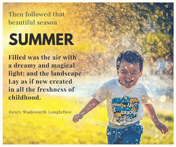 9 Simple Tips To Help You Enjoy A Slow Summer With Your Kids