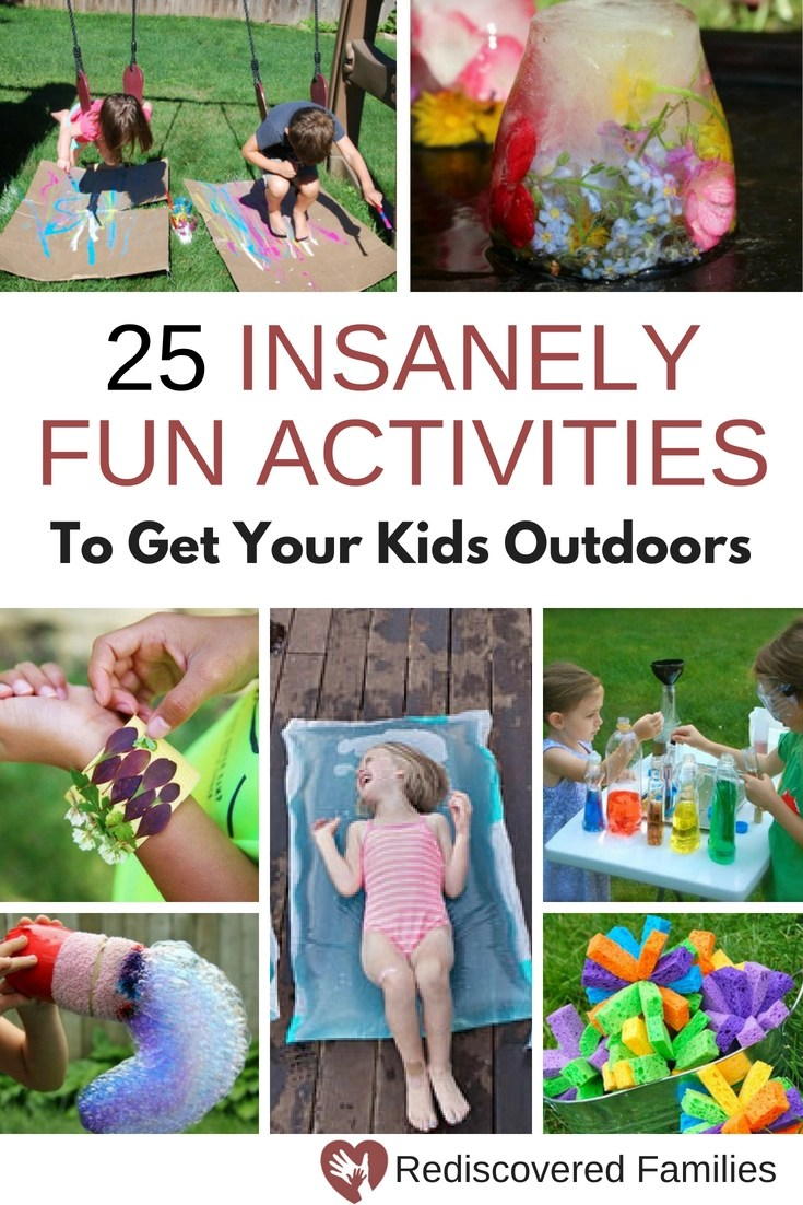 Get Your Kids Outdoors