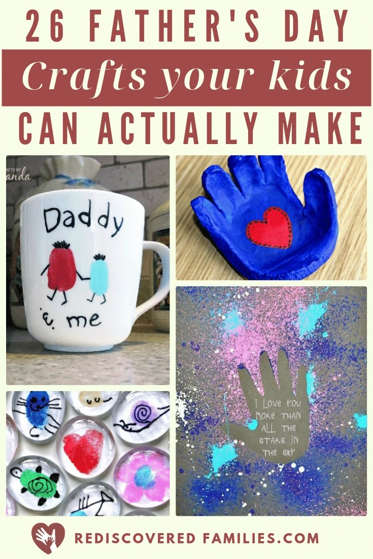 Father's Day Crafts