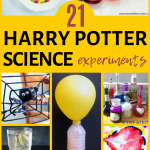 Harry Potter Science Experiments
