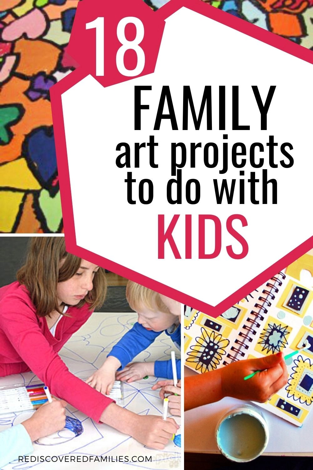 Family Art Projects