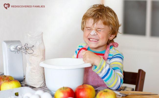 Easy Easter Snacks fro preschoolers