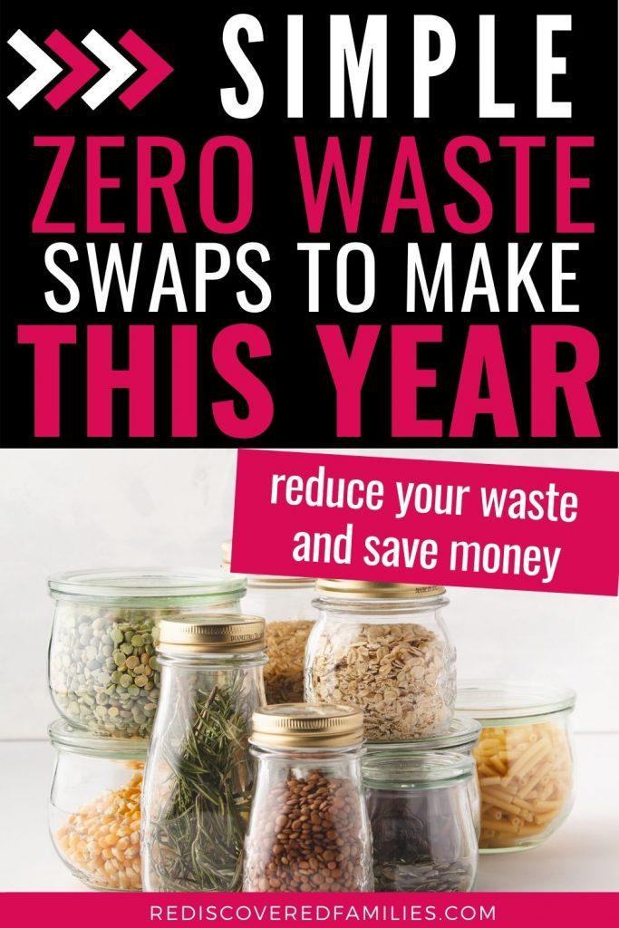 Zero Waste Swaps