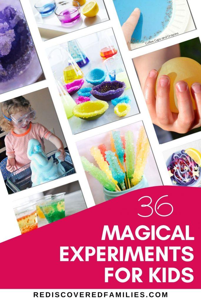 magic tricks for school