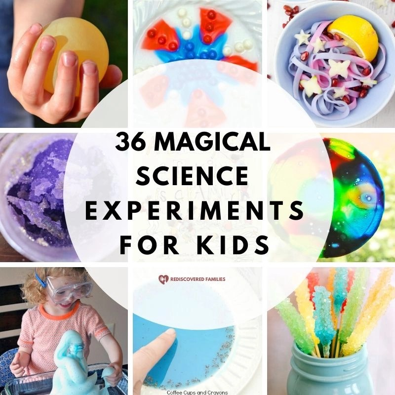 magical science experiments