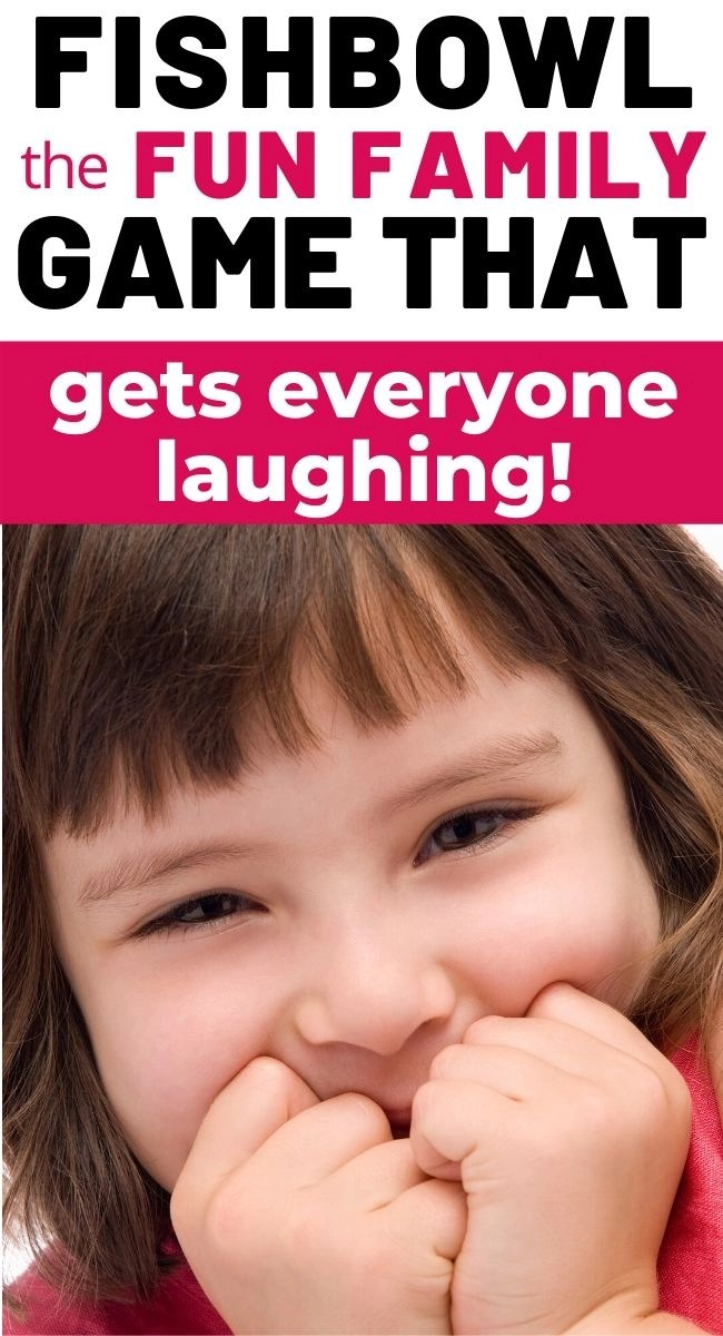 Child giggling