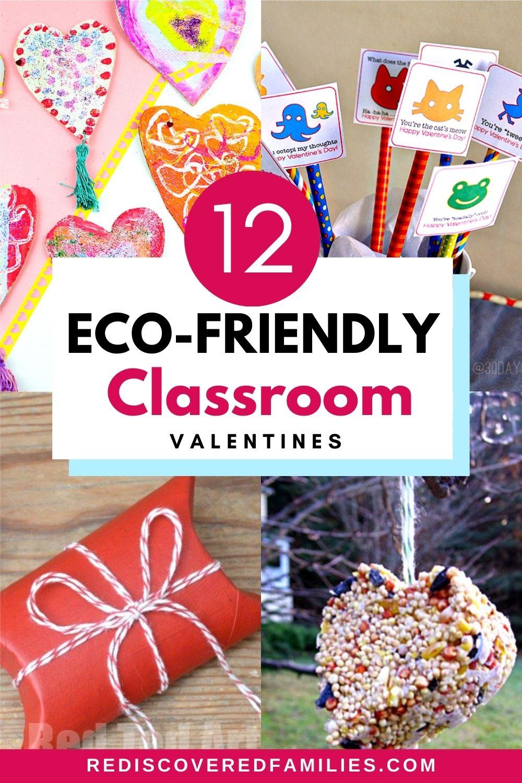 Eco-Friendly Valentines pin