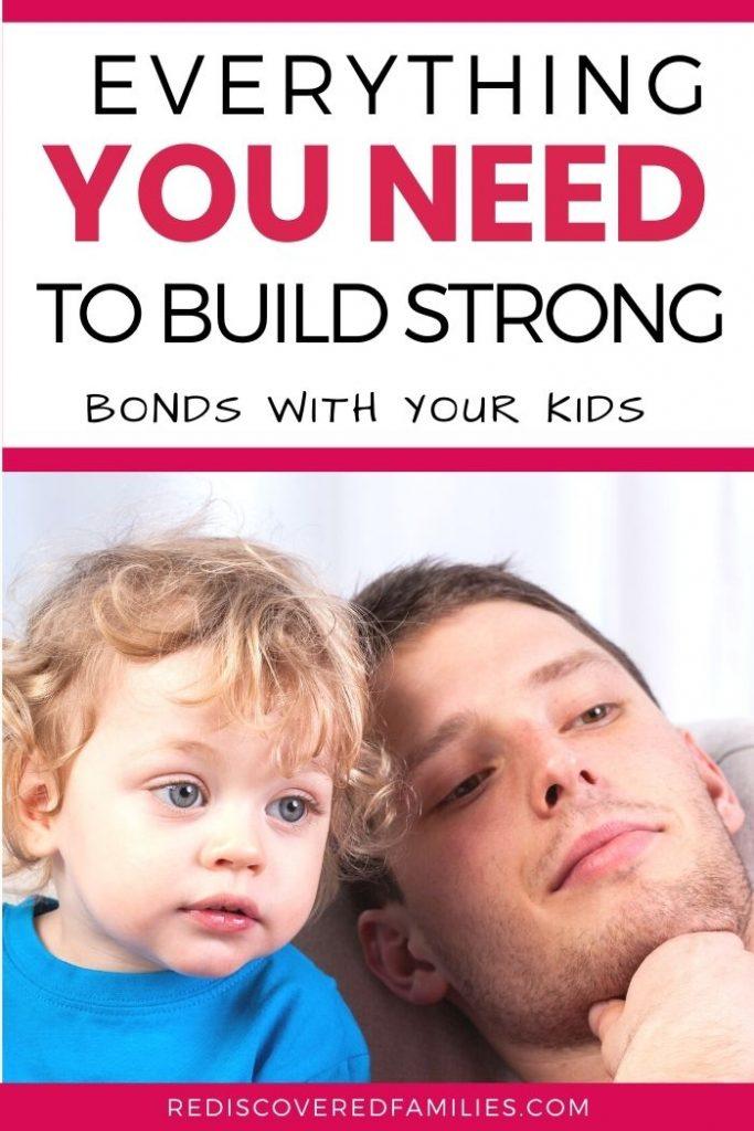 Family bonds pin