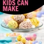 Rice Krispie Easter eggs