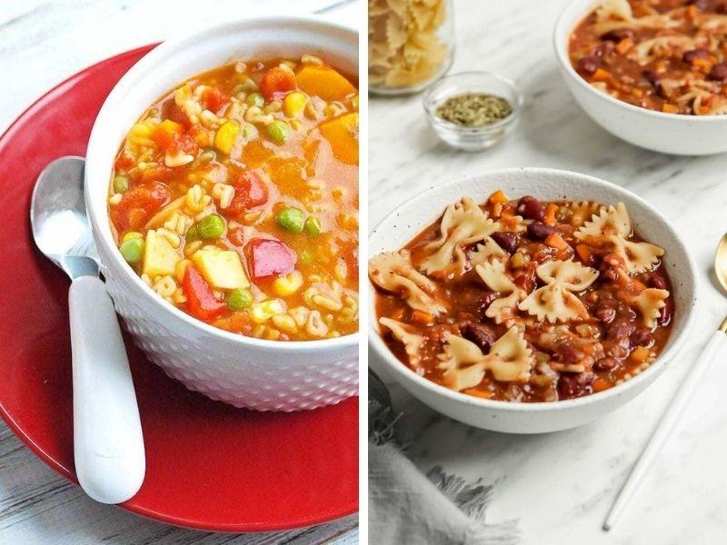 vegetable soup recipes for kids