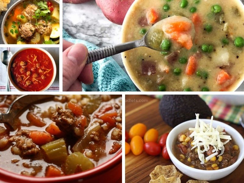meat soups for kids