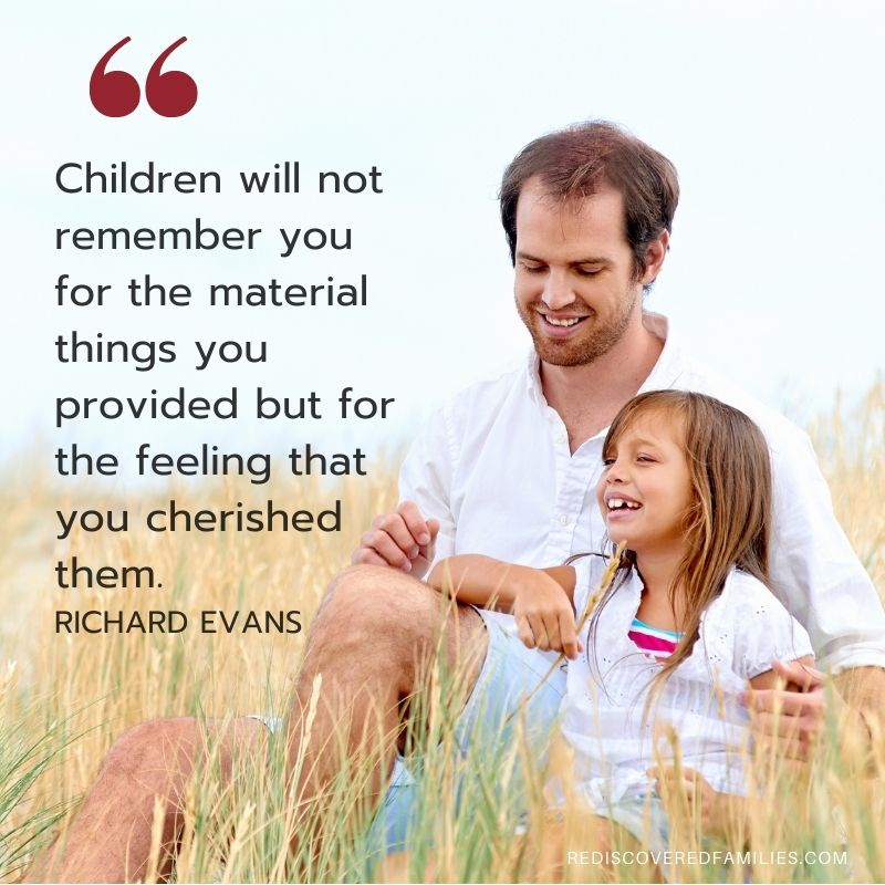 Quote about spending quality time with family