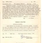 Disciplinary Report 3/26/45 (NAID 18558235)
