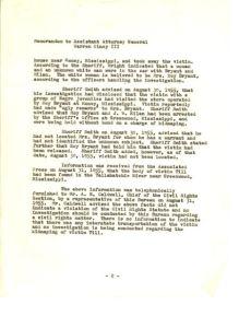 Memorandum to Assistant Attorney General Warren Olney III (NAID 603432) p. 2