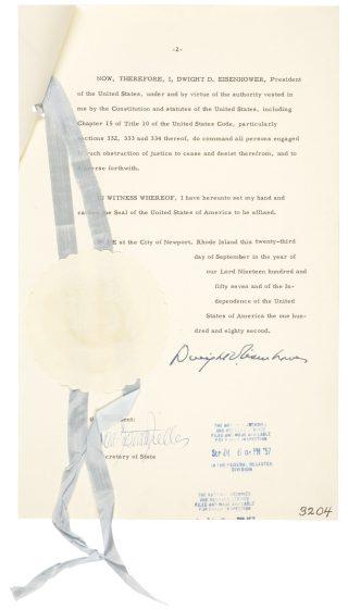 Presidential Proclamation 3204