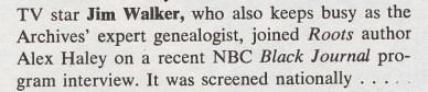 James+Walker+on+TV+with+Alex+Haley+-+NARS+Newsletter,+Feb.+1977.jpg