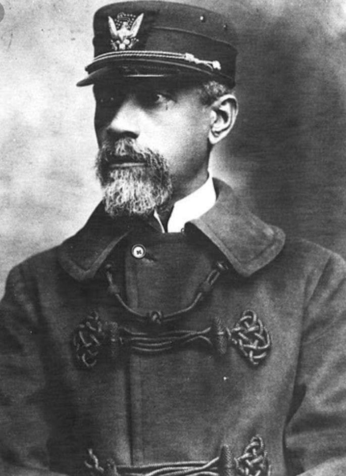 portrait of Allensworth in
