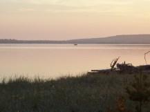 Early morning fisherman.