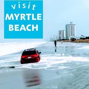 The RedJeepDorian - Visit Myrtle Beach Meme