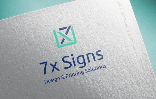 7x Signs Logo