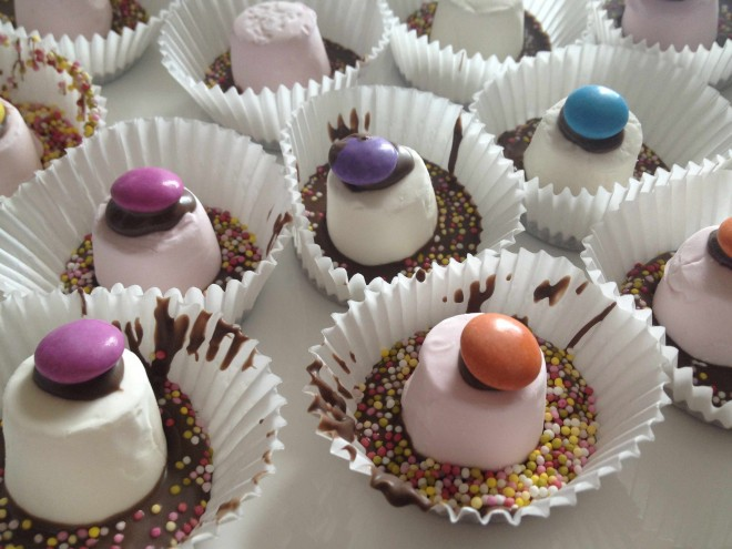marshmallow party food
