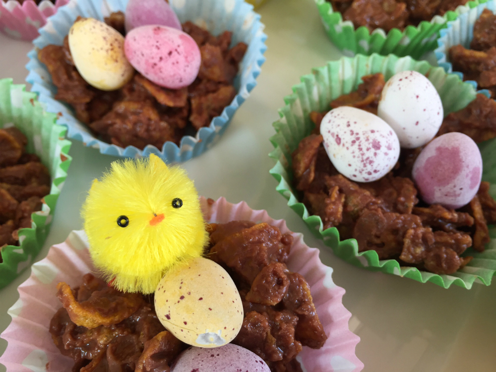 Easter Crafts Recipes For Kids Red Kite Days