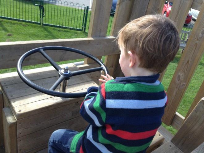 Tackley, Playpark, Playground