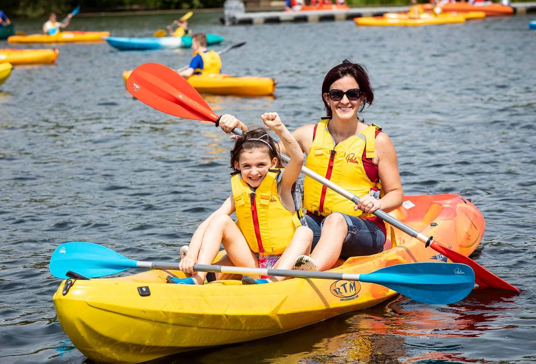water sport hire Berkshire, water sports Wokingham