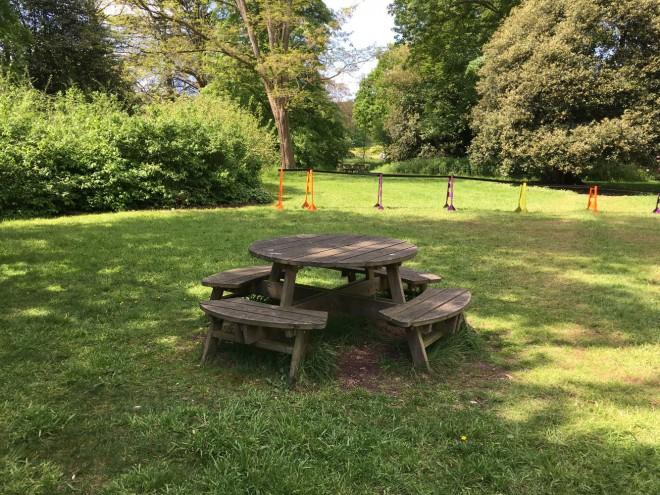 ball run basildon bark, basildon park ball run, the ball run, summer fun kids oxfordshire, summer fun kids berkshire