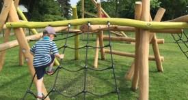 garth park, bicester, play park, kids