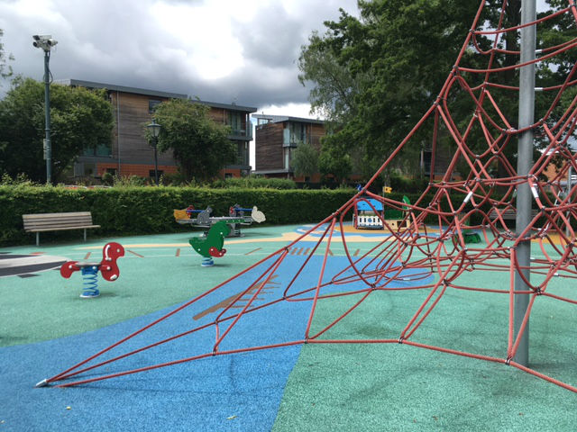 mill meadows henley, toddler playground henley, henley toddler playground, riverside playground henley