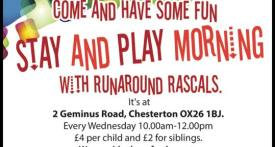 bicester, toddler group. chesterton