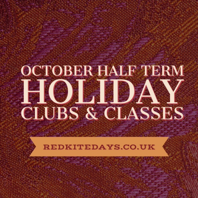 october half term, holiday, clubs, classes, oxfordshire