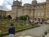 blenheim palace, days out with the kids
