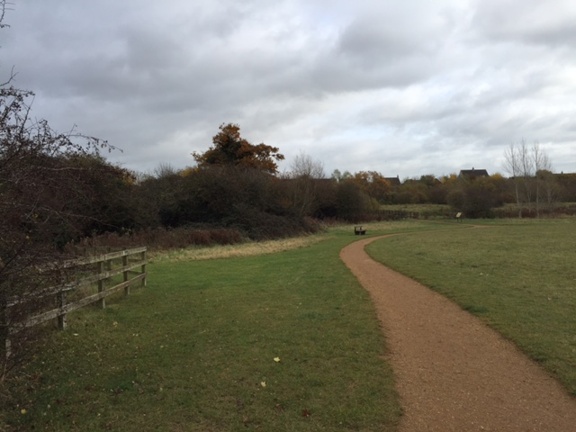 bure park, bicester, buggy walk, where to ride bikes