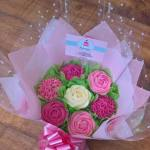 cupcake bouquet, cupcake maker oxfordshire, homemade cakes oxford, birthday cakes oxford, party cakes oxford