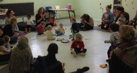 jericho, baby toddler group, central oxford
