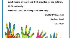 shutford baby toddler group, banbury, shutford, baby group