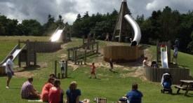 wellington country park, berkshire, near M40, family day out