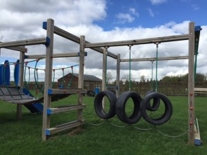 playpark, the batch cafe, bletchingdon, cafe with playpark, child friendly