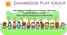 emmbrook playgroup, emmbrook baby and toddler group